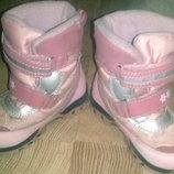 Одам дешевле Зимние термо ботинки сапожки B&G