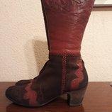 Фирменные сапоги, ботинки Италия