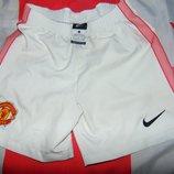 Спортивние оригинал футбольние шорти nike ф.к Манчестер .5-8 лет .