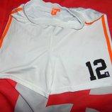Спортивние фирменние футбольние шорти EWK 9-13 лет