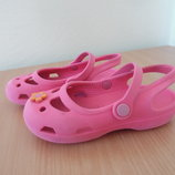 Кроксы девочке р 9 Crocs Крокс