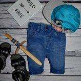 1 - 2 года 92 см Очень модные крутые Шорты узкачи фирменные для мальчика Next некст