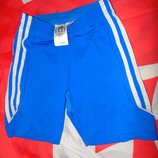 Спортивние оригинал беговие шорти лосини Adidas s-m