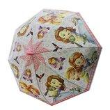 Зонт 3-8лет София Disney SN-007 зонтик с рисунком
