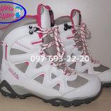 Термо ботинки B&G для девочки Ray185-60 р. 35-39 термики, сноубутсы, биджи подростковые підліткові
