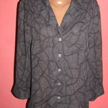 блуза р-р 14 сост новой Carlo Cecci