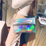 стильная женская сумка цвета в ассортименте
