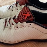 Футзалки фирменные Adidas messi 15.3X р.29-17см.