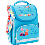 Рюкзак школьный каркасный Kite 501 Hello Kitty-2 HK17-501S-2
