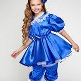 Детский карнавальный костюм для девочки «МАЛЬВИНА»