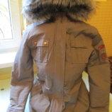 Молодежная теплая куртка Kickers