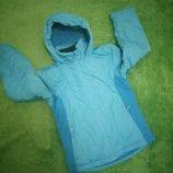 Горнолыжная куртка на рост 134-140см