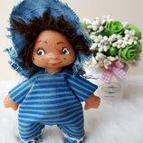 Кукла куколка кривоножка Гдр Германи