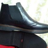 Стильные зимние ботинки под броги Madoks Скидка