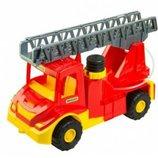 Большая Пожарная машина Multi truck Wader 39218 вадер