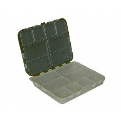 Коробка Aquatech двойная 16 отделений с крышками