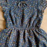 платье Next на 9 лет рост 134см