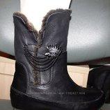 ботинки зима кожа PAOLO CONTE