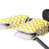 Муфта для рук на коляску и санки