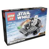 Конструктор Star Wars Снежный спидер Первого Ордена 97 деталей, LEPIN 05012