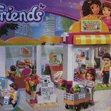 Конструктор Friends продуктовый магазин 318 эл
