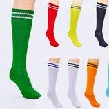 Гетры футбольные детские 011, 10 цветов 27-34 размер