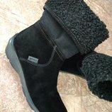 ECCO демисезонные ботинки сапожки