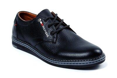 Мужские кожанные ботинки ECCO