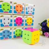 Головоломка кубик Рубика 3х3 - яркий и качественный