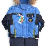 Зимний комбинезон куртка 86-128р., на мальчика Kiko, 21