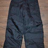 Теплые штаны рост 152 см, лыжные, сноуборд, для школы