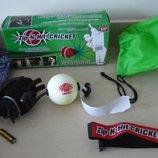 Для тренировки в игру Крикет. Новый комплект.