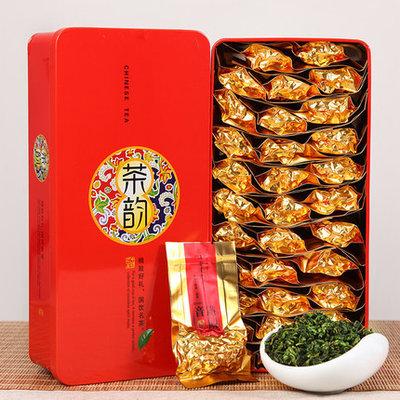 Китайский настоящий чай Улун. Ж/б 0,250 гр чая