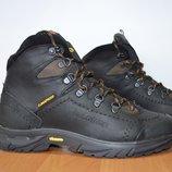 Кожаные мужские ботинки Salomon.Натуральная замша.