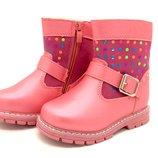 Ботинки для девочки от фирмы Clibee