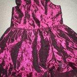 Нарядное платье George 9-12ме