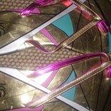 стильні рожеві вєтнамки Kurt Geiger S/M 36-37