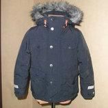 Теплая куртка Next на 4-5 лет ,