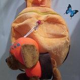 плюшевый рюкзак щенячий патруль 3D-отличный подарок в год собаки