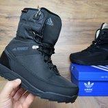 Ботинки зимние Adidas Terrex 2 black