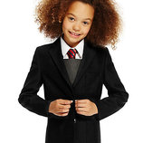 Школьные пиджаки Marks&Spencer с регулируемыми рукавчиками