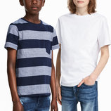 Набор футболок H&M мальчику р.134-140, 146-152 см.