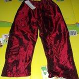 Теплые штаны р. 92 новые