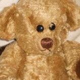 необычный коллекционный мохеровый Мишка Медведь из Швейцарии 30 см