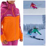 Женская куртка зимняя лыжная Wed'ze 700