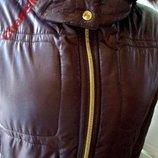 Куртка Enrico COVERI p.L. Италия. зима. с капюшоном. оригинал.