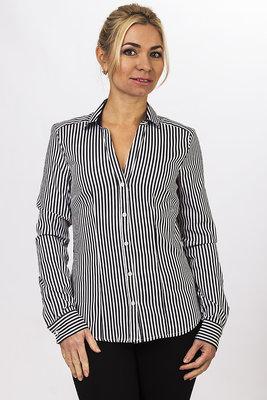 2e56b52d6b3 Женская рубашка в полоску H M  449 грн - рубашки