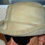Стильная фирменная зимная панама шапка бренд Lands' End 57-58