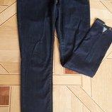 Итальянские джинсы phard, размер 29, скинни темно-синие