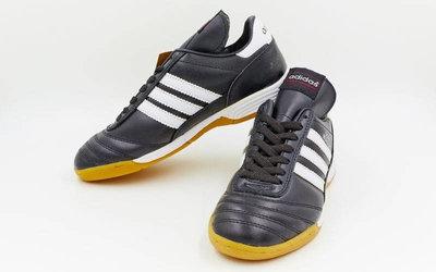Обувь для зала подростковая бампы Copa Mandual 1983 кожа, размер 35-40